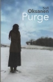 Couverture Purge Editions France Loisirs 2011