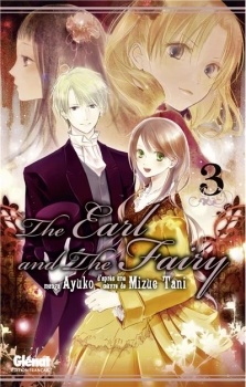 Couverture The Earl and the Fairy, tome 3