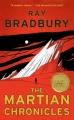 Couverture Chroniques martiennes Editions Simon & Schuster 2012