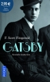 Couverture Gatsby le magnifique Editions Pocket 2013