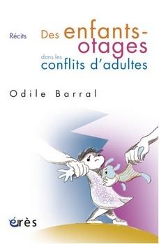 Couverture Des enfants-otages dans les conflits d'adultes