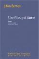 Couverture Une fille, qui danse Editions Mercure de France 2013