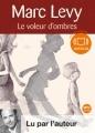 Couverture Le voleur d'ombres Editions Audiolib 2010