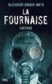 Couverture La fournaise, tome 1 : Enfermé Editions  2013