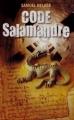 Couverture Code Salamandre Editions France Loisirs 2012