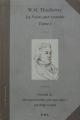 Couverture La Foire aux vanités, tome 1 Editions P.O.L (La Collection) 1992