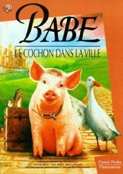 Couverture Babe, le cochon dans la ville