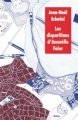 Couverture Les disparitions d'Annaëlle Faier Editions L'École des loisirs 2013