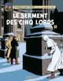 Couverture Blake et Mortimer, tome 21 : Le serment des cinq lords Editions Blake et Mortimer 2012