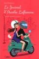 Couverture Le journal d'Aurélie Laflamme, tome 8 : Les pieds sur terre Editions Michel Lafon 2013