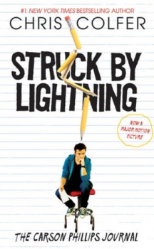Couverture Struck By Lightning: The Carson Phillips Journal