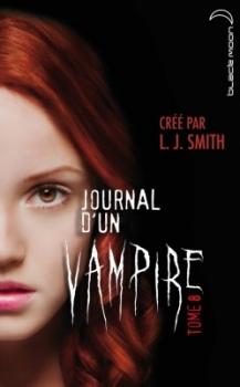 Couverture Journal d'un vampire, tome 8 : Cruelle destinée