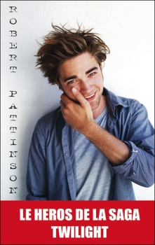 Couverture Robert Pattinson