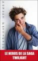 Couverture Robert Pattinson Editions Premium 2009