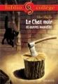 Couverture Le chat noir et autres contes fantastiques / Le chat noir et autres nouvelles / Le chat noir Editions Hachette (Biblio collège) 2006