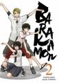 Couverture Barakamon, tome 02 Editions Ki-oon 2012