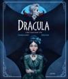 Couverture Dracula (album) Editions Auzou  2012