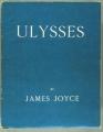 Couverture Ulysse Editions Gutenberg 2008
