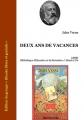 Couverture Deux ans de vacances Editions Ebooks libres et gratuits 2008