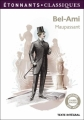 Couverture Bel-Ami Editions Flammarion (GF - Etonnants classiques) 2013