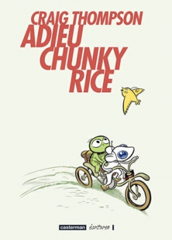 Couverture Adieu Chunky Rice