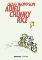 Couverture Adieu Chunky Rice Editions Casterman (Ecritures) 2006
