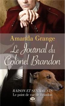Couverture Le journal du colonel Brandon