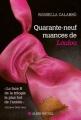 Couverture Quarante-neuf nuances de Loulou Editions Albin Michel 2013