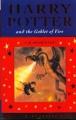 Couverture Harry Potter, tome 4 : Harry Potter et la coupe de feu Editions Bloomsbury 2005