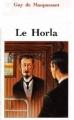 Couverture Le Horla et autres récits Editions Carrefour 1994