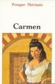 Couverture Carmen Editions Carrefour 1994