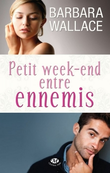 Couverture Petit week-end entre ennemis