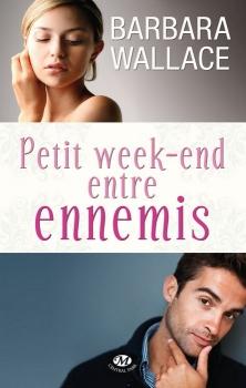 Couverture Petit week-end entre ennemis