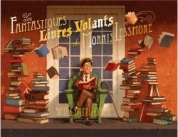 Couverture Les fantastiques livres volants de Morris Lessmore