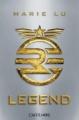 Couverture Legend, tome 1 Editions Castelmore 2012