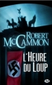Couverture L'Heure du Loup Editions Milady 2011