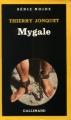 Couverture Mygale Editions Gallimard  (Série noire) 1984