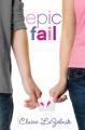 Couverture Epic Fail Editions HarperTeen 2011