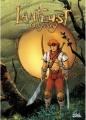 Couverture Lanfeust Odyssey, tome 04 : La grande traque Editions Soleil 2012