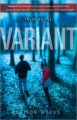 Couverture Les variants, tome 1 Editions HarperCollins 2011