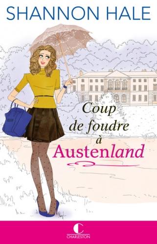 Couverture Coup de foudre à Austenland