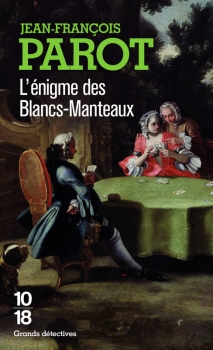 Couverture L'Enigme des Blancs-Manteaux