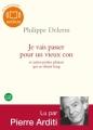 Couverture Je vais passer pour un vieux con et autres petites phrases qui en disent long Editions Audiolib 2013