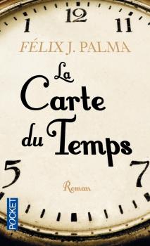 Couverture La trilogie victorienne, tome 1 : La carte du temps