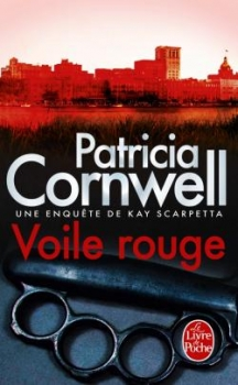 Couverture Kay Scarpetta, tome 19 : Voile rouge