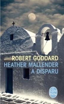 Couverture Les Ombres du passé / Heather Mallender a disparu