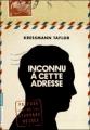 Couverture Inconnu à cette adresse Editions Flammarion (Jeunesse) 2012