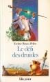 Couverture Le défi des druides Editions Folio  (Junior) 1994