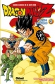 Couverture Dragon Ball Z (anime) : Les Saïyens, tome 3 Editions Glénat (Anime Comics) 2008