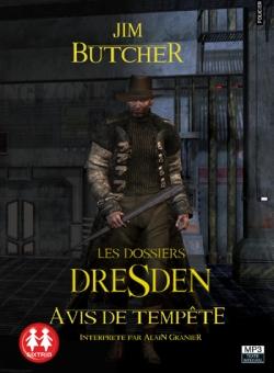 Couverture Les Dossiers Dresden, tome 01 : Dans l'oeil du cyclone / Avis de tempête